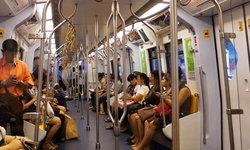 จ่อผ่อนปรน รถไฟฟ้านั่งติดกันได้ เฉพาะมาด้วยกัน-ครอบครัวเดียวกัน คาดดีเดย์ 1 ก.ค.นี้