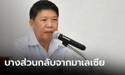 สธ.เร่งสอบรายชื่อ แรงงานเมียนมาร์ หลังมีรายงานติดโควิด-19 จากไทย