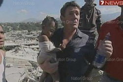 พบศพเจ้าหน้าที่จีน8รายใต้ซากแผ่นดินไหวเฮติ