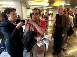 เม็กซิโกให้บริการวัคซีนหวัด2009ที่สถานีรถไฟใต้ดิน
