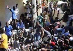 โจรออกข่มขืนเหยื่อแผ่นดินไหวในเฮติ
