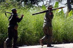 6คนไทยล่าสัตว์ล้ำเขตกัมพูชาถูกยิงดับ1