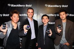 เอไอเอส เปิดตัว AIS BlackBerry Bold 9700