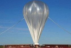 บอลลูนยักษ์ของนาซาตกในออสเตรเลีย