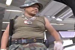 CNN ตีภาพชายถือปืน หลักฐานสำคัญมัดคนป่วน