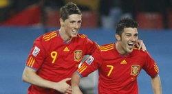 สเปนมาตามนัดอัดฮอนดูรัส 2-0
