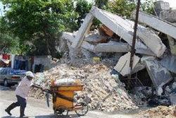 ฟื้นฟูเฮติต้องใช้งบราว 11,500 ล้านดอลลาร์