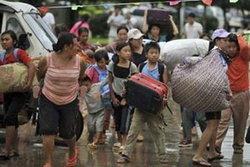 กษิตเล็งดันชาวพม่ากลับปท.หลังลต.7พ.ย.