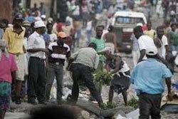 วิกฤตซ้ำ!! เฮติ อหิวาต์ระบาด ตายเพียบ