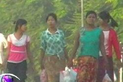 ไทยเตรียมส่งชาวพม่าลี้ภัยกลับประเทศ