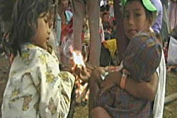 สลด! พม่ายิงระเบิด โดนเด็ก 9 ขวบ ดับ