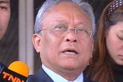 สุเทพ ย้ำตั้ง พล.ร.7 ดูแลชายแดนไม่เกี่ยวการเมือง