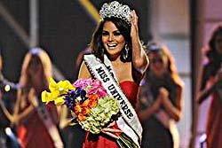 สาวเม็กซิโก จิเมน่า โรเซ็ท คว้ามงกุฎ Miss Universe 2010