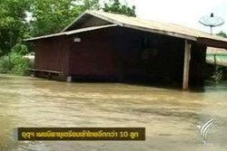 อุตุฯชี้พายุเตรียมเข้าประเทศไทยอีกกว่า 10 ลูก