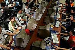 ผลสำรวจการใช้อินเทอร์เน็ตของคนไทย
