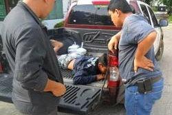 รวบหนุ่ม 15 ฆ่าชิงจยย.เพื่อนสาว หมกป่า