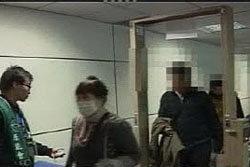 ไต้หวันพบผู้โดยสาร26คนจากญี่ปุ่นเปื้อนกัมมันตรังสี
