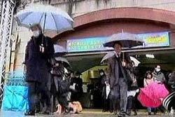 คนญี่ปุ่นเริ่มทำงานปกติ แม้ห่วงเรื่องกัมมันตภาพรังสี