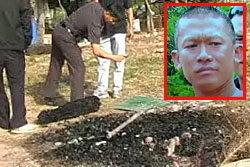 พระฆ่าเผาลูกหนี้ติดเงิน2แสน พบพิรุธเมียผู้ตาย