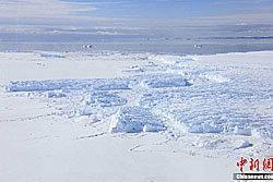 ทึ่ง! ส่องความงามจากแอนตาร์กติกา