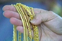 เตือนร้านทองระวังมิจฉาชีพนำทองหุ้มโลหะหลอกขาย