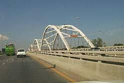 สะพานเดชาติวงศ์ถนนสายเอเชียเปิดใช้แล้ว