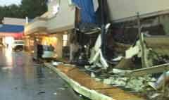 พายุถล่มหลายรัฐเขตชายฝั่งแอตแลนติกสหรัฐ