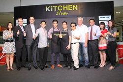 งานเปิดตัว Kitchen Studio อาณาจักรครัวครบวงจร