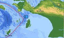 แผ่นดินไหว 6.7 ริกเตอร์ใกล้ปาปัวนิวกินี ยังไม่มีเตือนภัยสึนามิ