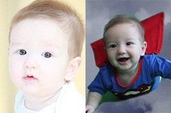 ลูกเทวดา! น้องวิน ลูกวิลลี่ เยลหลี อายุครบ 6 เดือน