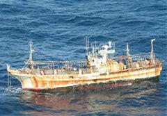 สหรัฐฯ ยิงจม เรือสึนามิญี่ปุ่น ชี้เป็นอันตรายต่อการเดินเรือ