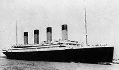 ทั่วโลกร่วมรำลึกครบรอบ 100 ปี 'ไททานิก'