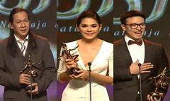 ประกาศผลรางวัลนาฏราช ครั้งที่ 3 ประจำปี 2554