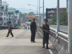 US เตือนพลเมืองมะกันเลี่ยงไปพม่า