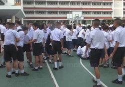 ศธ.-สสส.รณรงค์ปลอดเหล้าในสถานศึกษา