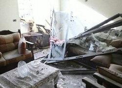 จรวด 2 ลูก โจมตีเมืองหลวงเลบานอน เจ็บ 3