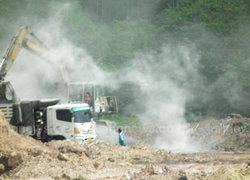 ย้ายกากสารพิษพ้นปราจีนฯขนบำบัดแก่งคอย