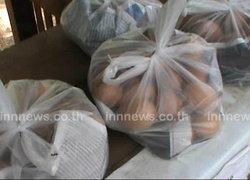 คนลำปางแห่ซื้อไข่ไก่ธงฟ้า3วัน3หมื่นฟอง