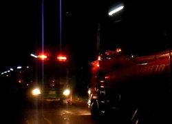 เพลิงไหม้โรงรมยางพาราตรังเสียหาย5แสน