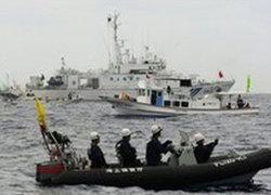 เรือยามฝั่งจีน รุกล้ำน่านน้ำญี่ปุ่น