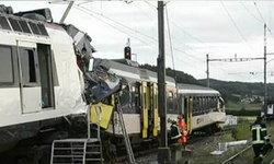 ยอดผู้บาดเจ็บเหตุรถไฟชนประสานงาในสวิตเซอร์แลนด์ เพิ่มเป็น 40 คน