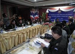 ประชุมทีบีซี ไทย-พม่า ขอความร่วมมือเพียบ