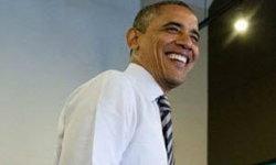 บารัค โอบามา ชนะการเลือกตั้งประธานาธิบดีสหรัฐอเมริกา