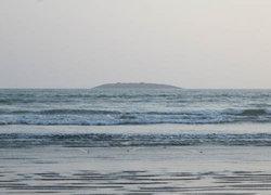 ทหารเรือปากีฯ เข้าสำรวจเกาะผุดขึ้นในทะเล