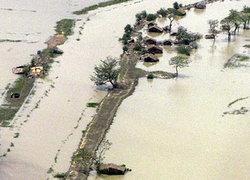 น้ำท่วมชายแดนไทย-พม่า กระทบรุนแรง