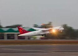 ANA เตรียมซื้อหุ้นสายการบินพม่า 49%