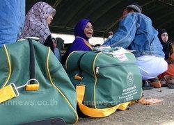 ชาวไทยมุสลิมไปประกอบพิธีฮัจญ์ต่อเนื่อง