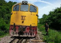 ผลสอบรถไฟขนหินตกรางเหตุช่างลืมเครื่องมือ