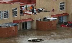 ยอดผู้เสียชีวิตเหตุน้ำท่วมในเม็กซิโก เพิ่มเป็น 80 คน