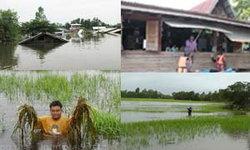 ชาวบ้านน้ำท่วมเฮ...รัฐบาลมอบเงินซ่อมบ้านน้ำท่วมหลังละ 33,000 บาท